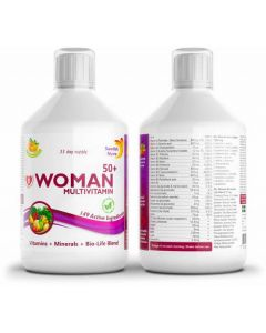 Swedish Nutra Woman Active 50+