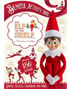 The Elf on The Shelf Bumper Activity Pack