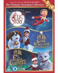 The Ultimate Christmas Collection™ DVD Triple-Pack