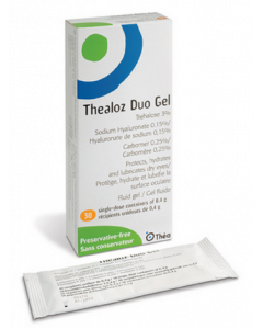 Thealoz Duo Gel Single Dose Vials Pack of 30