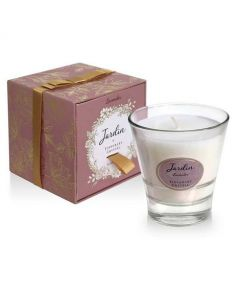 Tipperary Crystal Jardin Candle Lavender