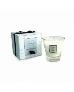Tipperary Crystal Linen Water Filled Tumbler Glass