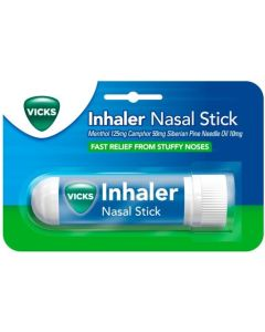 Vicks Inhaler Nasal Decongestant Stick - 5ml