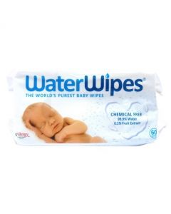 Water Wipes Sensitive Baby Wipes 60Pk