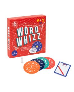 Word Whiz Lively Letters Game
