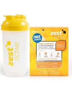 Revive Active Zest 30s Pack + Free Shaker