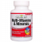 Natures Aid Complete Multi-Vitamins And Minerals With Iron 90