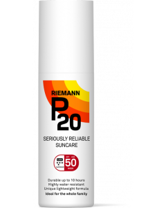 Riemann P20 Seriously Reliable Suncare SPF 50 100ml