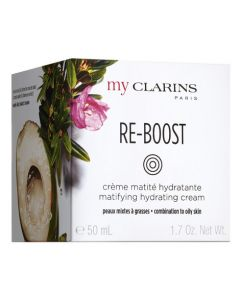 My Clarins RE-BOOST Hydrading Cream For Oily Skin