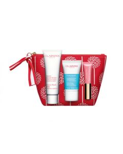 Clarins Beauty Flash Balm Gift Set