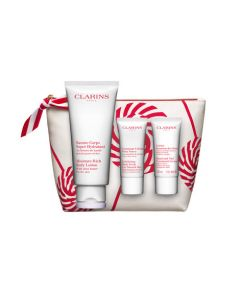 Clarins Moisture Rich Body Lotion Gift Set