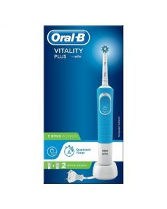Oral-B Vitality Plus Blue Cross Action Electric Toothbrush