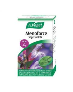 A. Vogel Menoforce Sage Tablets - 30