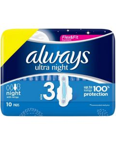 Always Ultra Night 10S