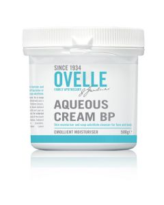 Ovelle Aqueous Cream -500g