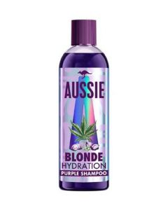 Aussie Blonde Hydration Purple Shampoo 290ml