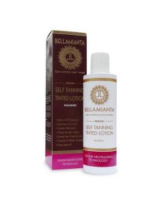 Bellamianta Self Tanning Lotion