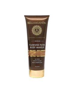 Bellamianta Flawless Filter Body Makeup in Medium/Dark 100ml