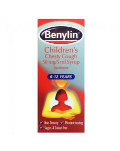 Benylin Non-Drowsy Chesty Cough Syrup 125ml