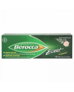 Berocca Boost Tablets Effervescent 10