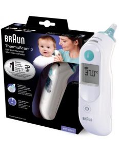 Braun Thermoscan 7  Ear Thermometer IRT6020