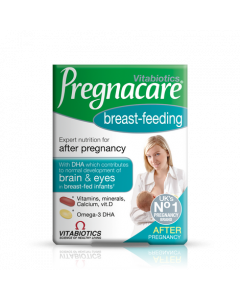 Vitabiotics Pregnacare Breastfeeding - (56 capsules)