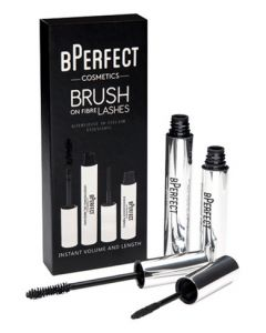 BPerfect Cosmetics Mascara Brush on Lashes