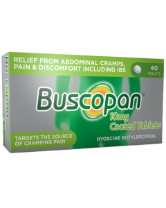 Buscopan 10mg Tablets 40s