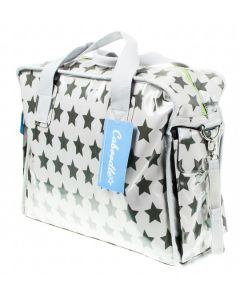 Caboodle Green Stars Baby Changing Bag
