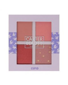 Carter Beauty Cupid Mini Blusher Palette