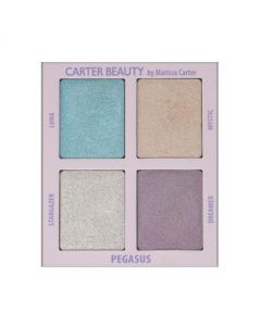 Carter Beauty Pegasus Mini Bronzer Palette