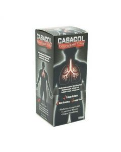 Casacol Expectorant Syrup 125ml