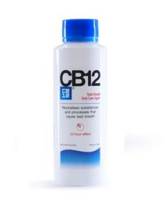 CB12 Fresh Breath Rinse 500ml