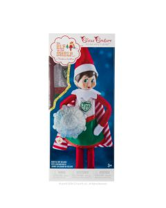 The Elf on The Shelf Scout Elf Superhero Girl Outfit