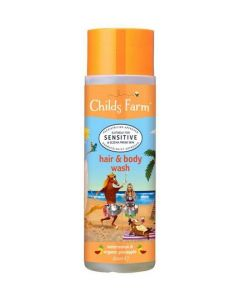 Childs Farm Hair & Body Wash Watermelon & Pineapple 250ml