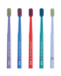 Curaprox 3960 Super Soft Toothbrush (Assorted Colors)