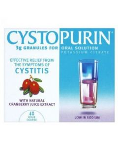 Cystopurin Cranberry Sachets 6