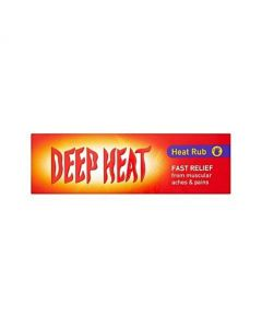 Deep Heat Rub Cream-35g