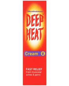 Deep Heat Rub Cream-67g