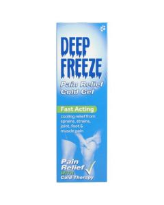 Deep Freeze Cold Gel 100g