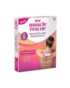 Deep Heat Muscle Rescue Neck & Shoulder Heat Patch