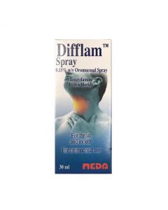 Difflam Oromucosal Spray 30ml