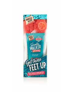 Dirty Works Get Those Feet Up Duo Gift Set