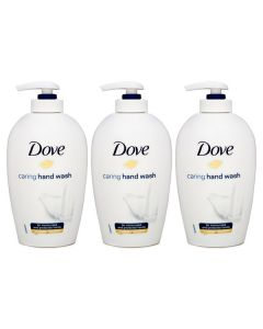 Dove Deep Moisture Pump Body Wash
