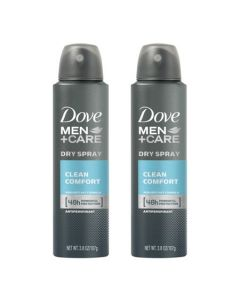 Dove for Men APA Clean Comfort Twin 2 x 150ml