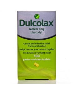 Dulcolax - 100 Tablets