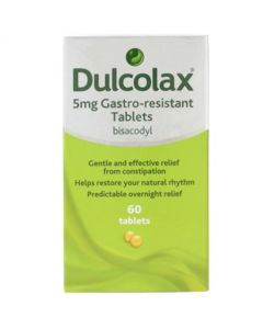 Dulcolax - 60 Tablets