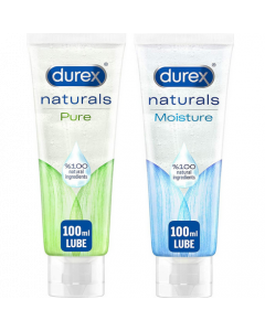 Durex Pure & Moisture Bundle