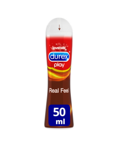 Durex Play Real Feel Lubricant 50ml
