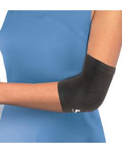 Mueller Elastic Elbow Support Black